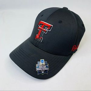 Texas tech memory fit top of the world black